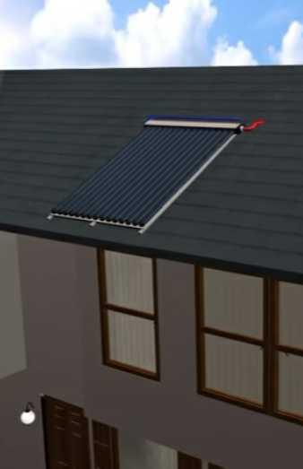 Placas solares y energ a solar t rmica en alhaur n de la - Placa solar termica ...